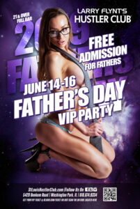 Father's Day VIP Party